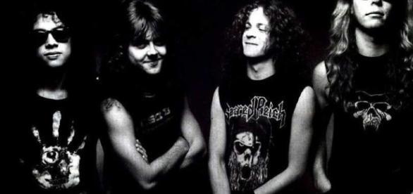Lars Urich é baterista do Metallica.