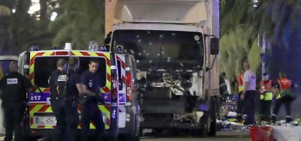 Motorista do caminhão foi morto pela polícia
