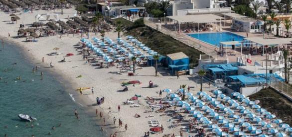 Na Tunísia, turismo vem caindo nos últimos tempos
