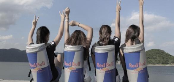 Red Bull contrata em 60 países. Imagem: site da Red Bull