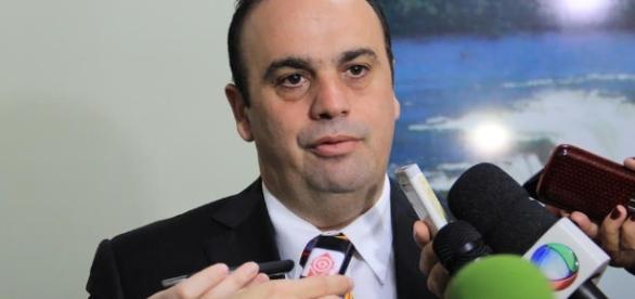 Reni Pereira é preso processualmente durante as investigações da Operação Pecúlio