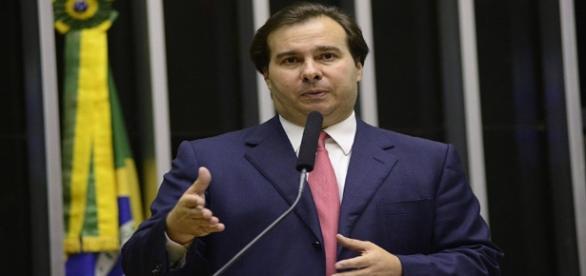 Rodrigo Maia, novo presidente da Câmara dos Deputados