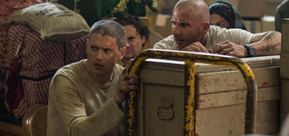 Sim, Michael Scofield está vivo – ele não morreu na série clássica e nem no telefilme, como explicou o criador