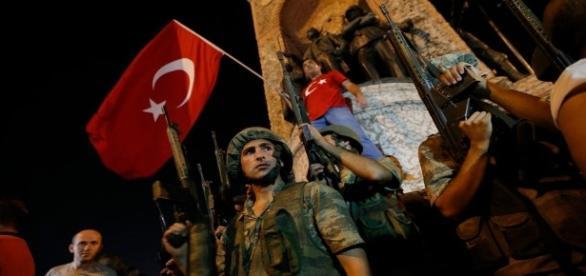 Golpe Militar na Turquia deixaria muitos mortos