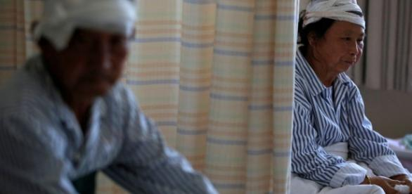 Homem realiza ataque a um hospital do sul da China. Uma pessoa morreu e outras quatro ficaram feridas