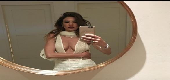 Luciana Gimenez publica foto sexy no Instagram (Foto: Reprodução/Instagram)