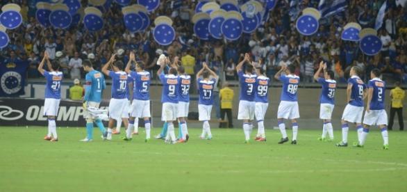 Cruzeiro muda o foco mirando a Copa do Brasil