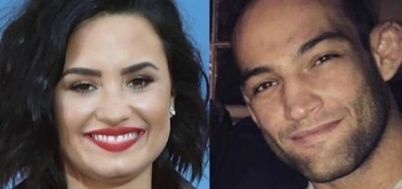 """Demi Lovato e Guilherme """"Bomba"""" estariam saindo"""