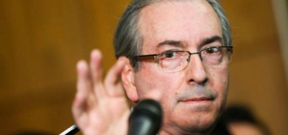 Eduardo Cunha se mostra decepcionado com suposto abandono de Michel Temer (Foto: Arquivo)