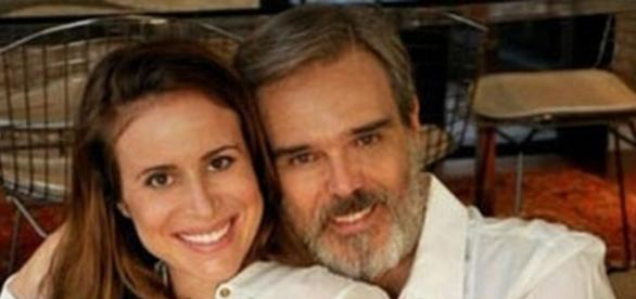 Esposa de Dalton Vigh dá à luz aos gêmeos do casal