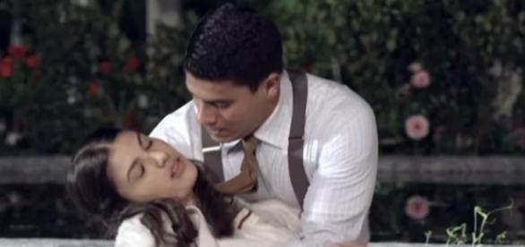 Médico proíbe casamento de Gerusa e Osório após desmaio e jovem fica arrasada