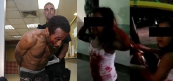 Suspeito tem prisão decretada - FotoMontagem