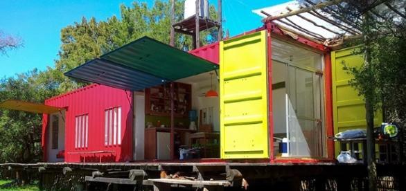 Construção a partir de containers vem ganhando espaço no Brasil