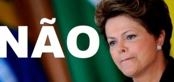 Dilma Rousseff leva não de General