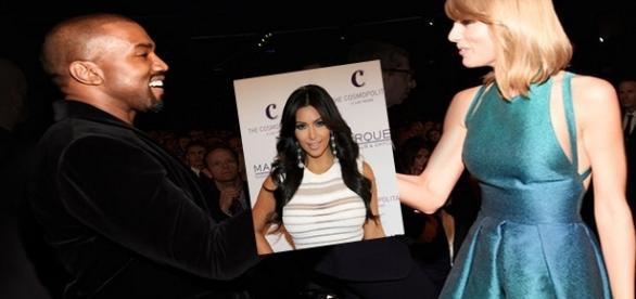 No Snapchat, Taylor Swift passa de mentirosa com revelações de Kim Kardashian e Kanye West.
