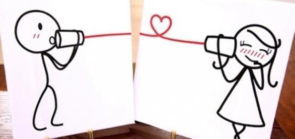 Quantos quilômetros um amor pode suportar? Isso só quem pode responder é o coração apaixonado.