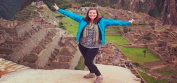 Su novio lo planto unos días antes de su boda y ella decidió viajar por todo el mundo.