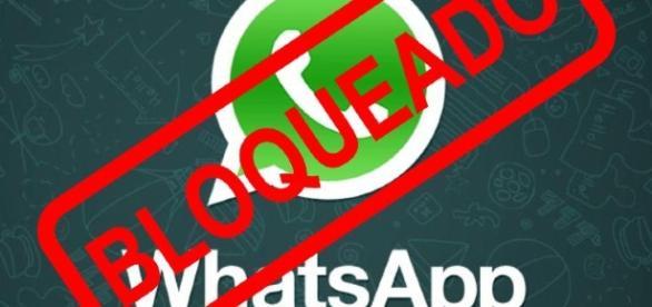 Decisão judicial manda bloquear whatsapp