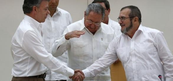 El Tribunal Constitucional de Colombia avaló el Plesbicito por la Paz con las FARC