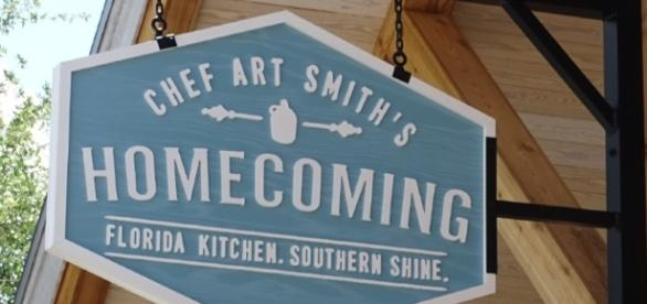 Homecoming Florida Kitchen and Southern Shine is one of the newest Disney Springs restaurants. (Photo by Barb Nefer)