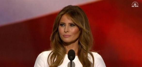 In Rare Appearance, Melania Trump Adds Softer Tone to RNC - NBC News - nbcnews.com