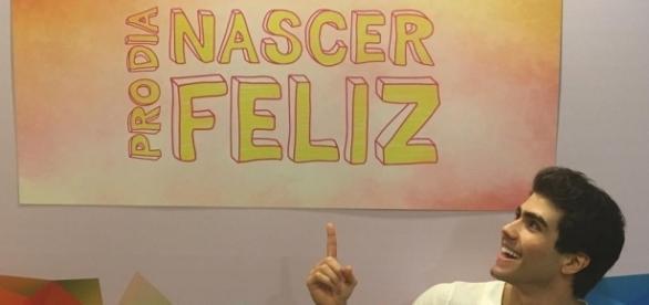 Juliano mostrou sua felicidade no Instagram
