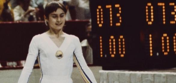 La perfección de Nadia Comaneci cumple 40 años - mundodeportivo.com