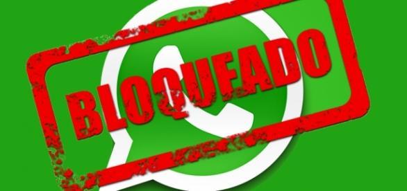 Alguns usuários já estão com o aplicativo WhatsApp bloqueado, outros ainda conseguem usá-lo