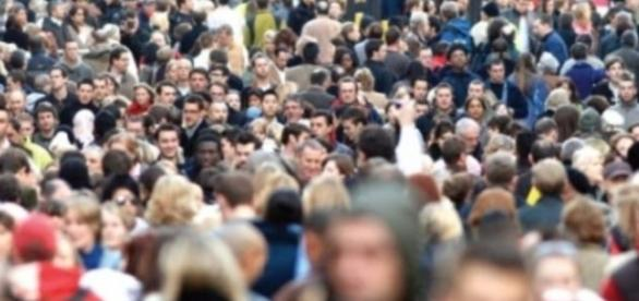Populaţia României, în continuă scădere
