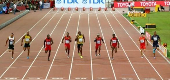 Su Bingtian hizo historia en Mundial de Atletismo con Usain Bolt ... - peru.com