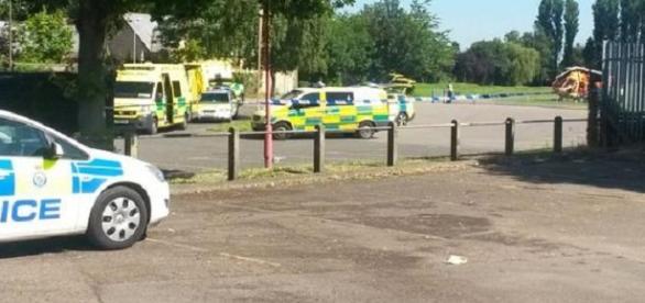 Trei oameni au murit într-un schimb de focuri la Spalding