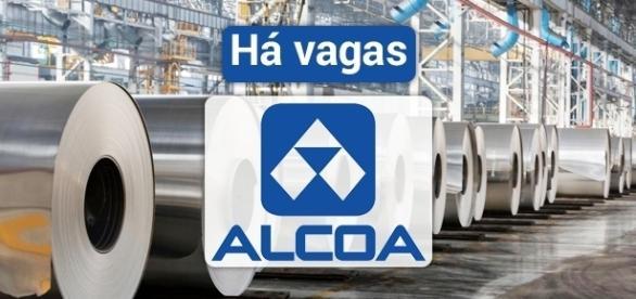 Vagas abertas na Alcoa - Foto: Reprodução Benzinga