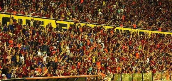 A Ilha do Retiro vai receber o primeiro jogo do Brasileirão 2016, as segundas-feiras. (Foto: Sport Club do Recife)