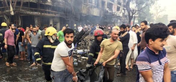 El Estado Islámico ataca en Irak