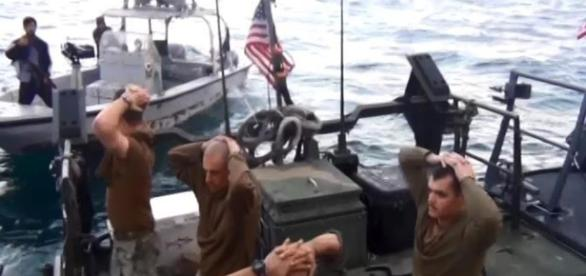 Iran Seizes US Sailors. Unanswered Questions » Grunts and Co - gruntsandco.com