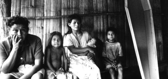 Regiões de maiores assentamentos indígenas lideram ranking de suicídio de crianças e jovens. - survivalinternational.org