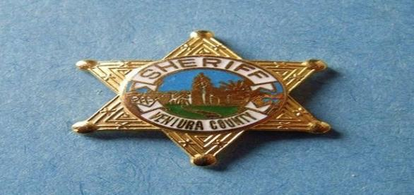 The sheriff badge is traditionallly a six-pointed star (Flickr)