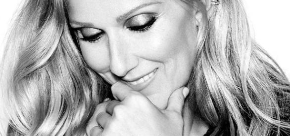 Celine Dion new album out next month