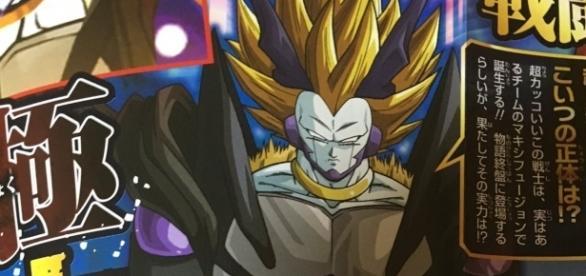 Dragon Ball Fusiones Nuevo enemigo.