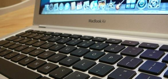 MacBook Air Close up/ photo via Dan Taylor-Watt, Flickr