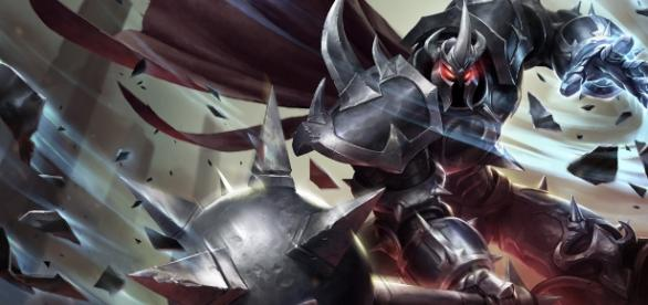 Mordekaiser, campeón de League of Legends.