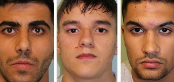 O bandă de români au fost condamnați la închisoare în UK