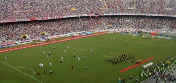 O Estádio do Arruda será palco para o duelo de volta pela terceira fase da Copa do Brasil.