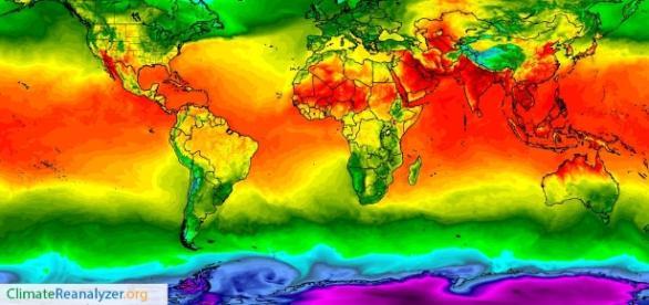 O planeta está se aquecendo em um ritmo maior do que pode suportar.