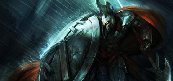 Pantheon, campeón de League of Legends