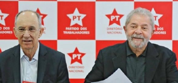 Rui Falcão defendeu Lula em propaganda eleitoral