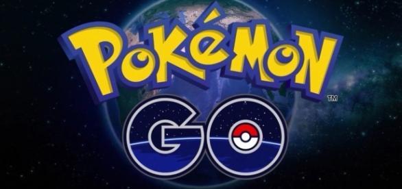 Sigla oficială a jocului Pokemon Go