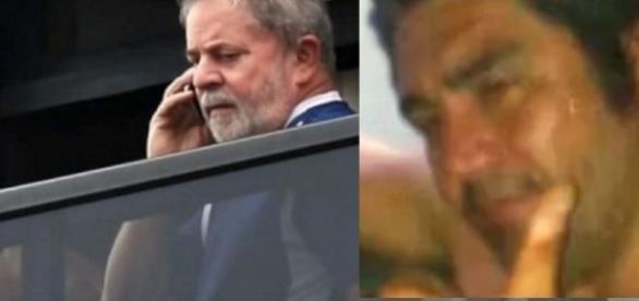 Sobrinho de Lula é morto - Foto/Montagem