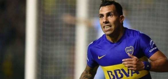 Volta de Tevez ao time do Corinthians