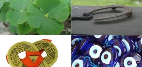 Amuletos da sorte que energizam sua vida e o ambiente